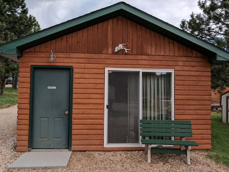 Cabin 2 - The James Monroe