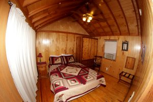 Cabin 11 bedroom