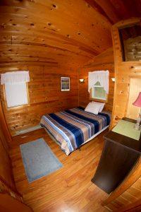 Cabin 12 bedroom
