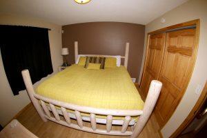 Cabin 15 bedroom (a)