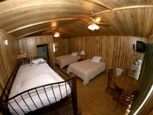 Cabin 2 - interior picture