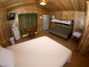 Cabin 2 interior shot