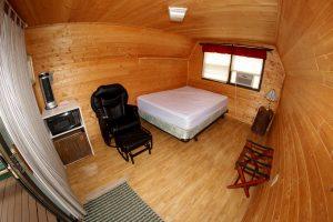 Cabin 7 Inside