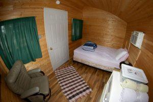 Cabin 8 - interior picture