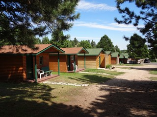Cabins - Rush No More Campground and Cabins Sturgis SD