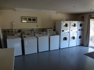 Laundry Room - Rush No More Campground and Cabins Sturgis SD