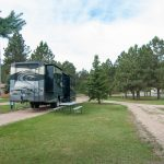 Large Pull-Through RV Sites - Rush No More RV Resort and Cabins Sturgis SD