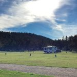 Large Pull-Through RV Sites (grass) - Rush No More RV Resort and Cabins Sturgis SD