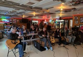 Beer Garden and Bar - Rush No More RV Resort and Cabins Sturgis SD